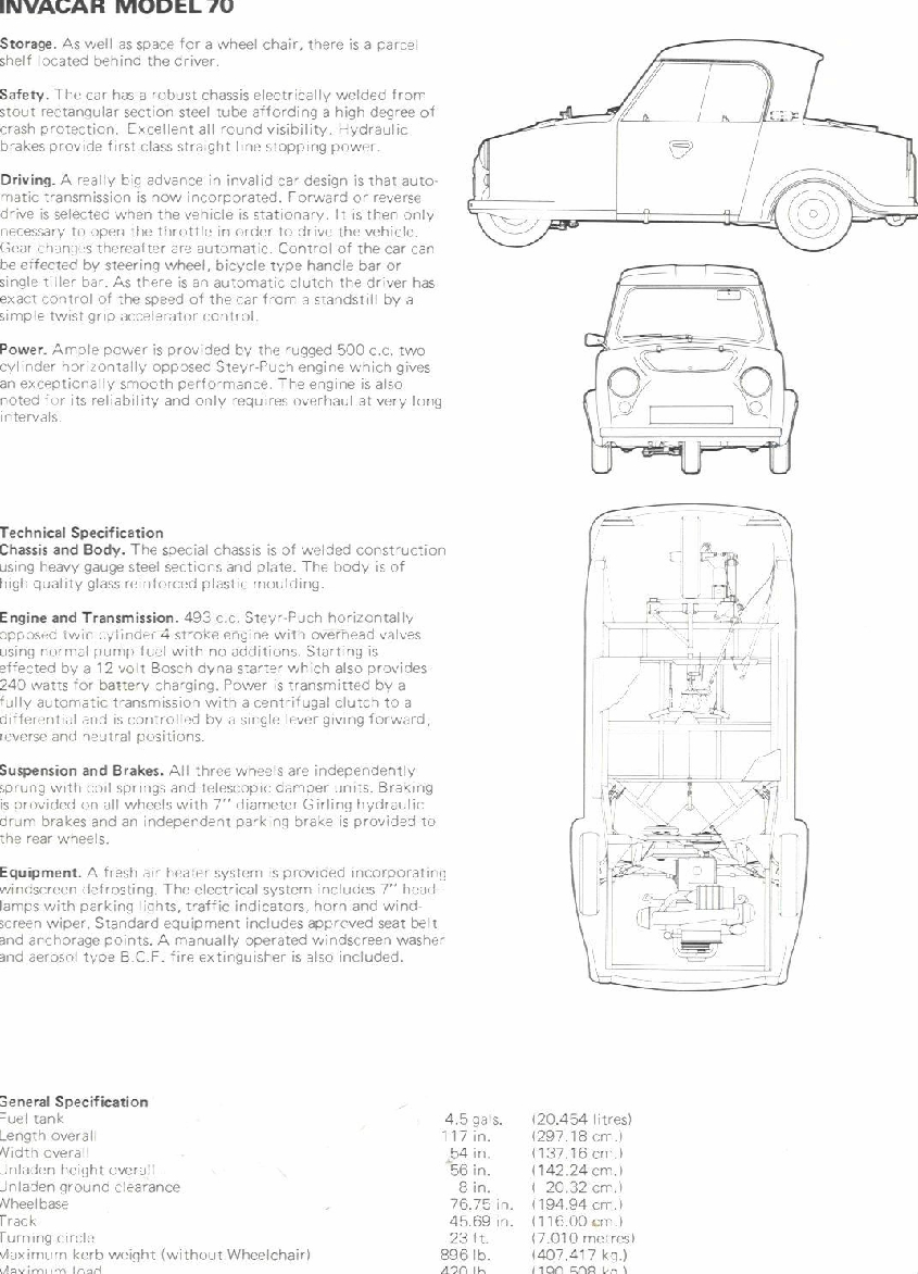 Invacar How This Automobile Changed With New Parts And A Design Image 2003 Mazda Tribute Engine Diagram Download Inv1sm Inv2sm